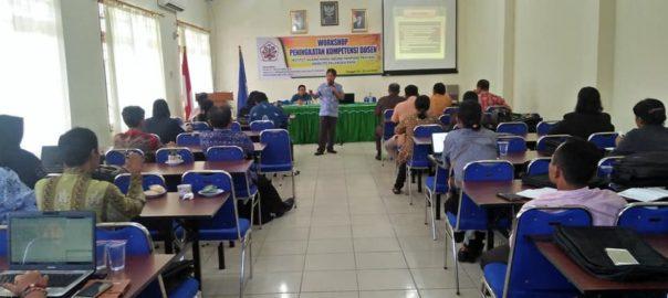 Workshop Peningkatan Kompetensi Dosen