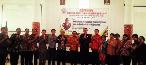 Kuliah Umum IAHN-TP