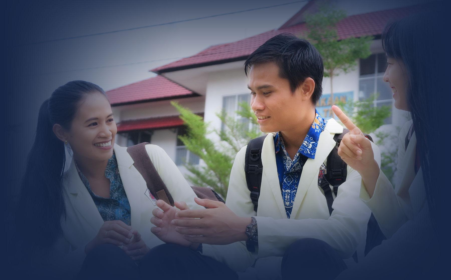 Mahasiswa S1 IAHN Tampung Penyang