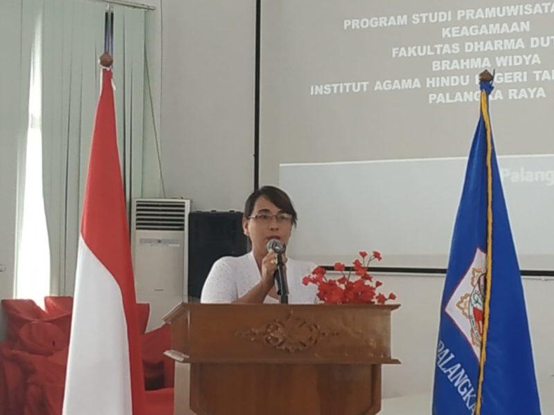 Seminar akademik Fakultas DDBW