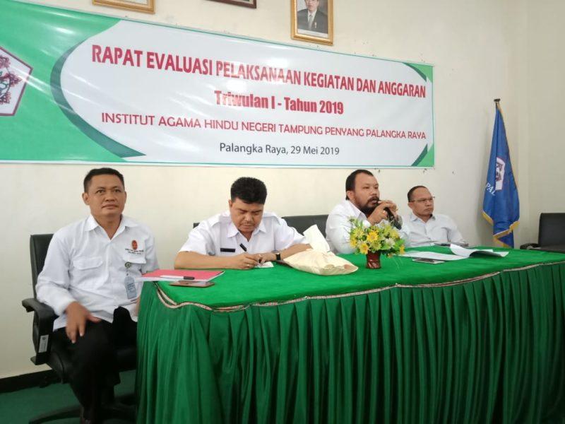Foto Saat Sambutan Wakil Rektor II (dok. Humas)