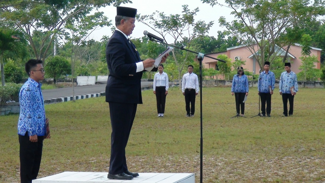 Foto Rektor  IAHN TP Palangka Raya (dok. Humas)