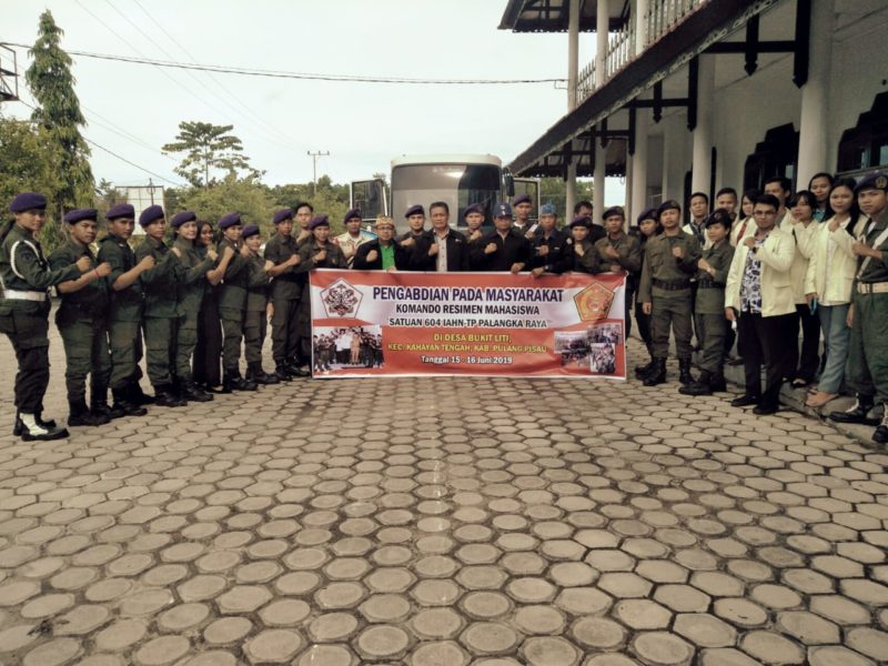 Foto Bersama Wakil Rektor Bidang Kemahasiswaan dan Kerjasama (Dok. Humas)