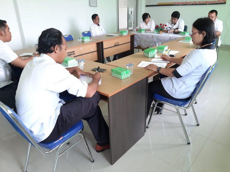 Rapat Persiapan Seminar Regional