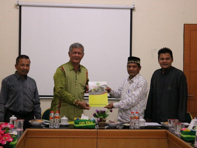 Jalin Kerjasama Tri Dharma Perguruan Tinggi