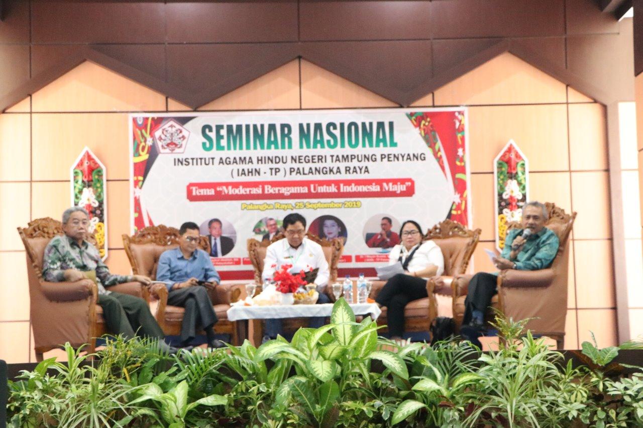 Moderasi Beragama untuk Indonesia Maju