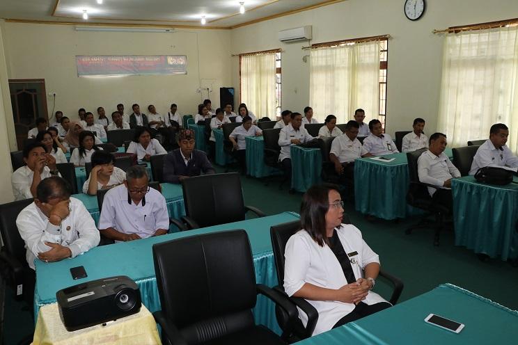 Peserta Workshop Penulisan Jurnal Internasional