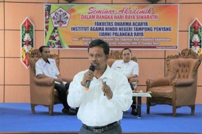 Seminar Akademik FDA Hari Raya Siwaratri
