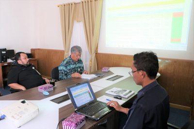 Rapat Pembahasan LAKIN 2019