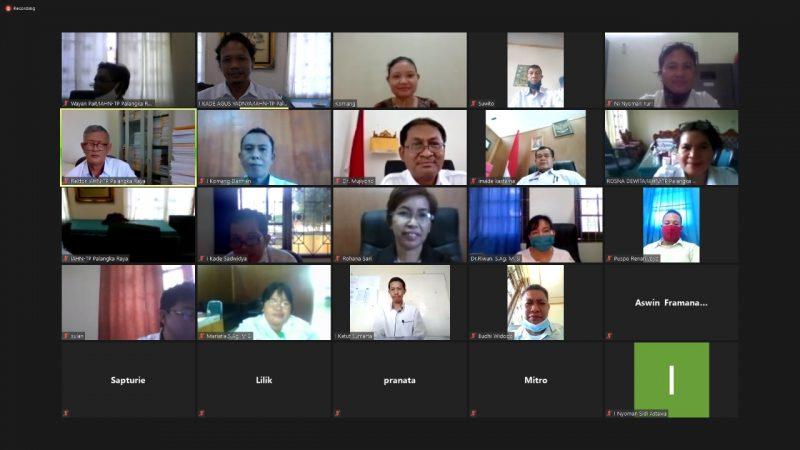 Workshop RB dan ZI 2020