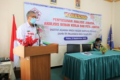 Workshop Penyusunan ANJAB