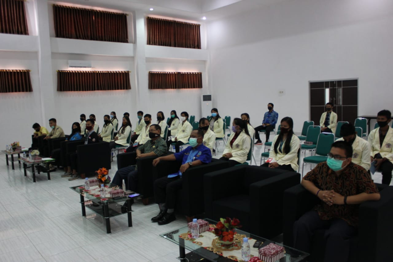 Pelaksanaan kegiatan Penyuluhan Kader Anti Narkoba IAHN-TP Palangka Raya