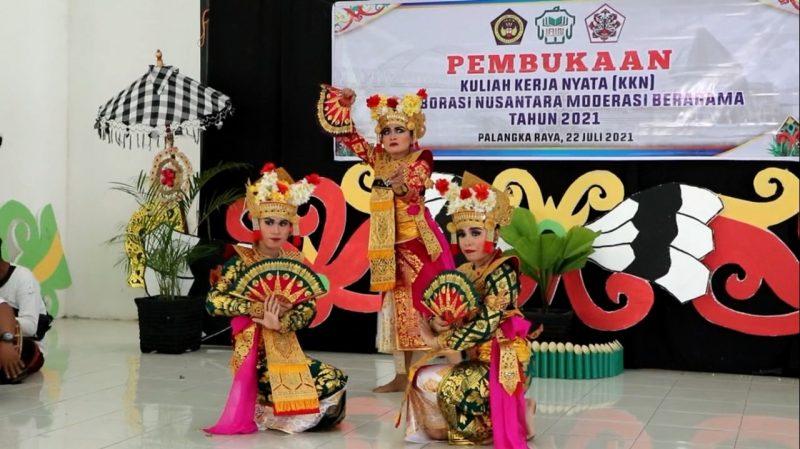 Pembukaan KKN Nusantara 2021